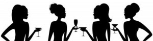 cropped-illustration-of-four-young-elegant-women-at-a-cocktail-party